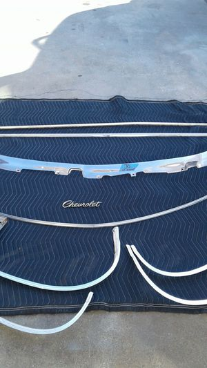 1969 chevy impala parts moldings originals for Sale in Long Beach, CA