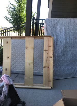 Bed full size for Sale in Aurora, CO