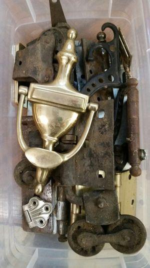 Vintage hardware for Sale in Darien, IL