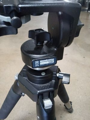 ALMOST-NEW Bogen-Manfrotto Tripod Made in Italy for Sale in Chino, CA