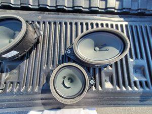 Chevy Silverado/GMC Sierra Speakers for Sale in Baton Rouge, LA