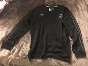 Adidas Real Madrid Training sweater kid for Sale in Chevy Chase, MD
