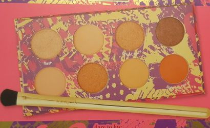 Tarte Dare To Live Eye Shadow And Brush Set for Sale in Everett,  WA
