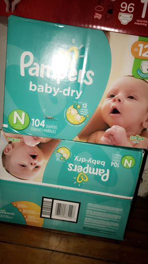 Diapers - for Sale in New Britain, CT