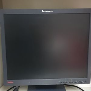 "Lenovo 17"" Monitor for Sale in Louisville, KY"