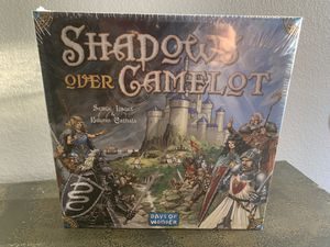 Shadows Over Camelot Board Game (Days of Wonder) NEW SEALED (OOP, Rare) for Sale in Las Vegas, NV