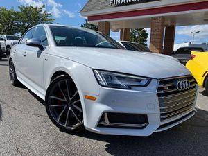 2018 Audi S4 for Sale in Fredericksburg, VA