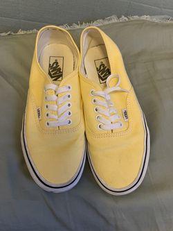 Yellow Vans for Sale in Santa Ana Pue, NM