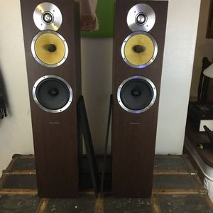 B&W Bowers & Wilkins CM 7 Tower / Floor / Stereo Speakers for Sale in Portland, OR