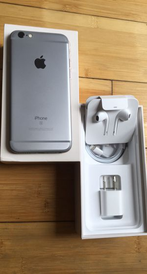 New Condition iPhone 6S And Plus Factory Unlocked for Sale in Bal Harbour, FL