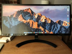 "LG Ultrawide Monitor 29"" for Sale in Sacramento, CA"