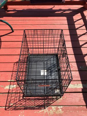 "Two door Dog Crate 24"" for Sale in Sterling Heights, MI"