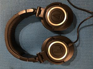 Audio Technical ATH-M50 headphones for Sale in Bellevue, WA