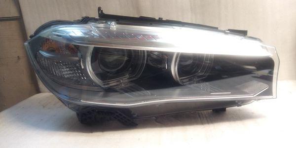 2014 2017 Bmw x5 headlight