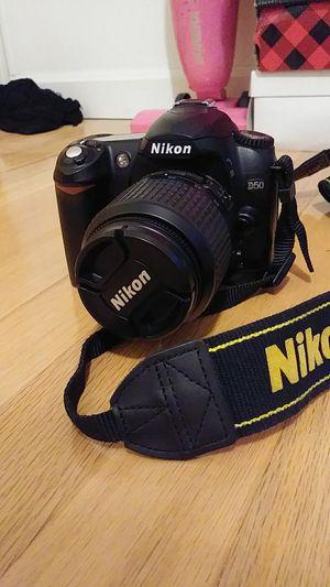 Nikon digital camera D50 for Sale in Coventry, RI