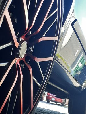 RACING RIMS 18 INCHES (5 LUG UNIVERSAL ) for Sale in Nashville, TN