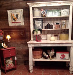 """""""Shabby Chic"""" Vintage Kitchen Pantry Shelf for Sale in Hillsboro, OR"""