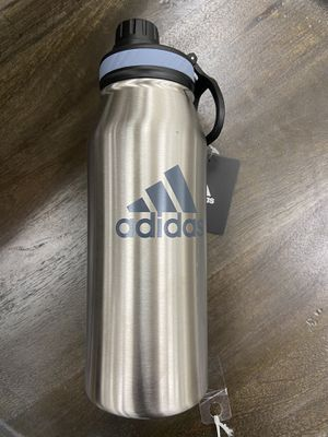Adidas 1-liter stainless steel water bottle for Sale in Fountain Valley, CA