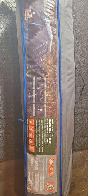 6 person instant tent for Sale in Walla Walla, WA