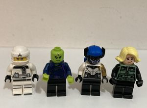 LEGO Minifigures (Zane, Talos, Proxima Midnight, Black Widow) for Sale in Wilmington, CA