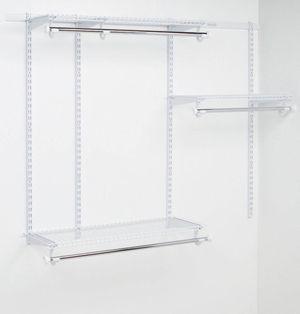 New!! Closet Kit,3-6Ft Closet Kit,Clothes Organizer for Sale in Phoenix, AZ