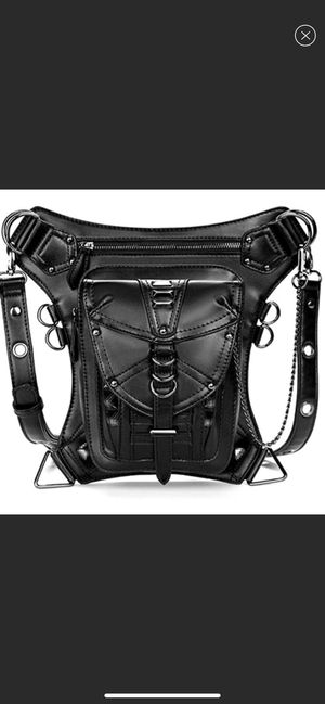 Bike Cycling Shoulder Crossbody Leather Bag for Sale in Seattle, WA