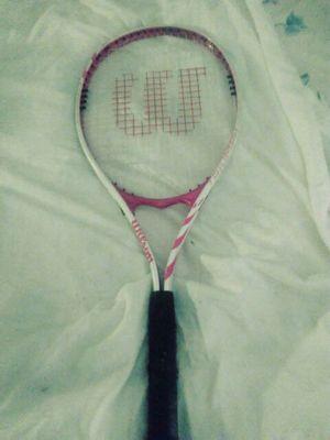 Wilson triumph tennis racket for Sale in Richmond, VA