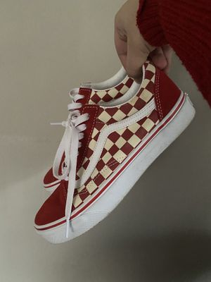 Checkered vans for Sale in Greensboro, NC