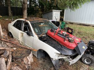 2005 Lexus IS300 parts car scrap metal for Sale in Snohomish, WA