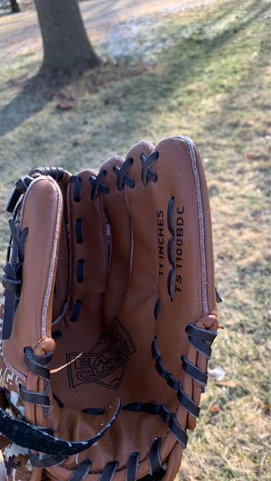 TWO BASEBALL GLOVES - Adidas 10 inch and 11.5 baseball glove - excellent used condition for Sale in Town and Country, MO