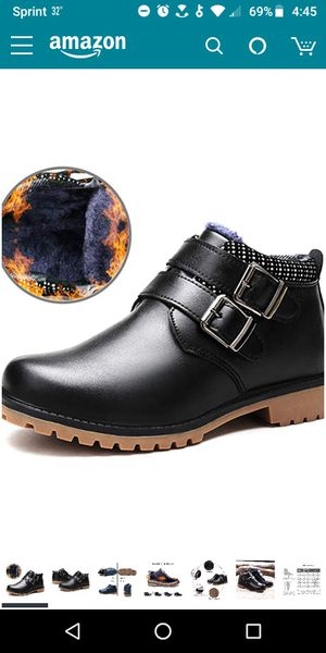 Brand casual boots for kids size 13 for Sale in Crofton, MD