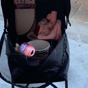 Pet Stroller Rarely Used . Like New With Accessories for Sale in Bartow, FL