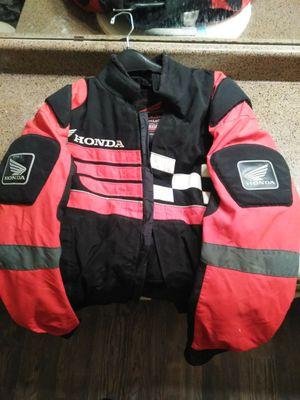 Honda motorcycle jacket for Sale in San Antonio, TX
