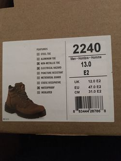 Red Wing Steele toe Boots size 13 for Sale in Las Vegas,  NV