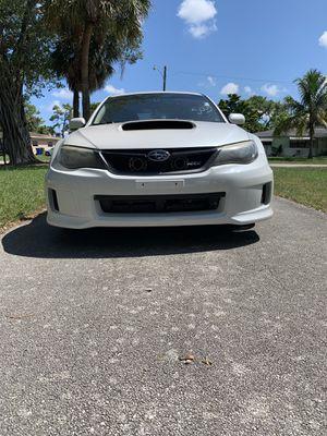 2013 Subaru WRX for Sale in Fort Lauderdale, FL