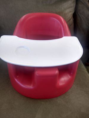 Mega seat with tray for baby for Sale in Tampa, FL