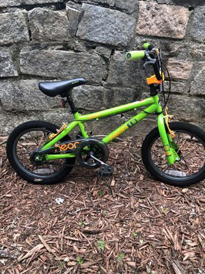 Avigo 12 inch Child's BMX Bicycle for Sale in Atlanta, GA