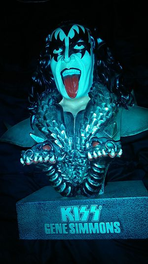 1999 Gene Simmons Collectible statue for Sale in Philadelphia, PA