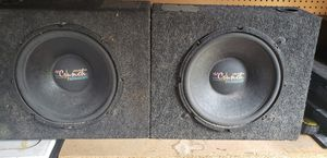 """Crunch 12"""" Car Audio Subwoofer Old School Sub Great Condition  for Sale in Tampa, FL"""