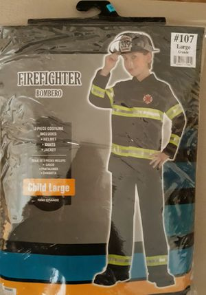Brand new never used and complete in package Halloween costume size ages 4+ see pictures I'm in fontana message only when ready to pick up for Sale in Fontana, CA