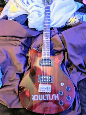 Washburn guitar for Sale in Prattville, AL