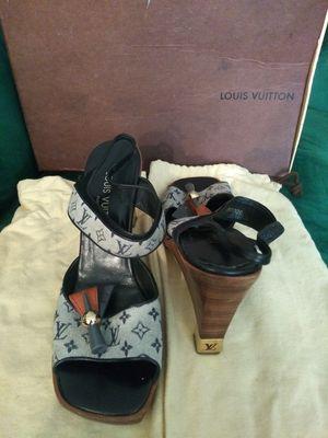 Authentic vintage Louis Vuitton shoes for Sale in Dallas, TX