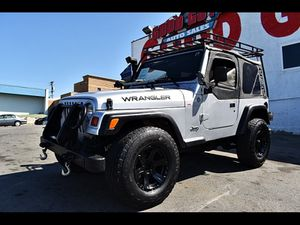 2006 Jeep Wrangler for Sale in San Diego, CA