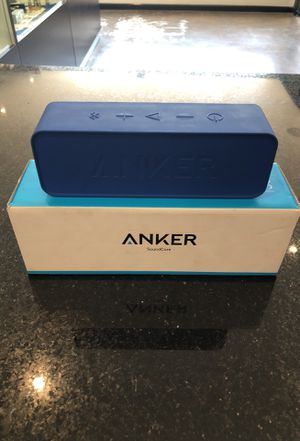ANKER AUDIO BLUETOOTH SPEAKER for Sale in Los Angeles, CA