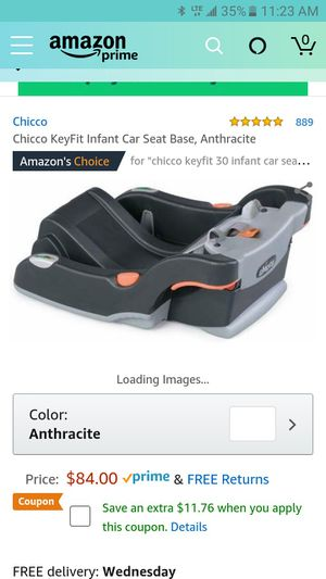 Chicco car seat base for Sale in Clemmons, NC