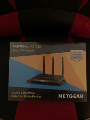 NETGEAR AC1750 NIGHTHAWK Router *BRAND NEW* for Sale in Houston, TX
