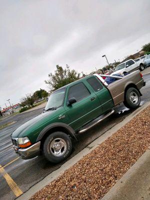 1999 Ford Ranger XLT four-wheel drive pickup for Sale in Salina, KS