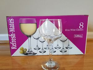 *New* Wine glasses for Sale in Centreville, VA