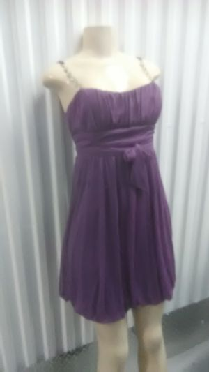 Beautiful purple party dress medium for Sale in Washington, DC
