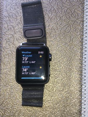 Apple Watch Series 3, 38MM GPS LTE for Sale in Laurel, MD